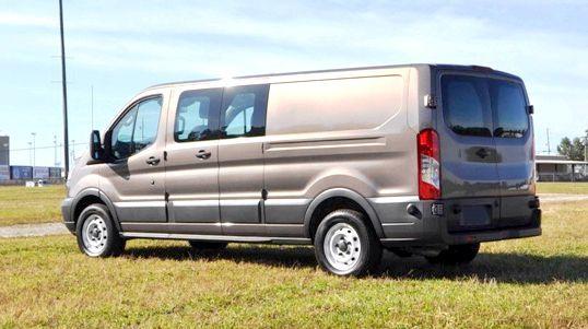 мікроавтобус форд транзит
