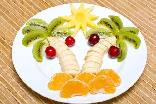 салат фруктовий фото