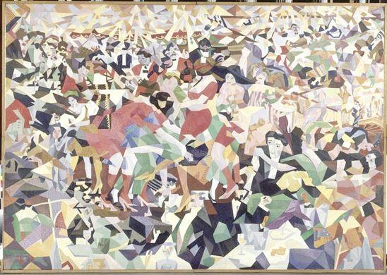 Футуризм в літературі і живопису: бунт у світі мистецтва