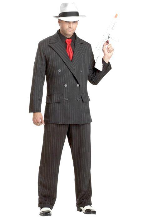 гангстерський стиль в одязі