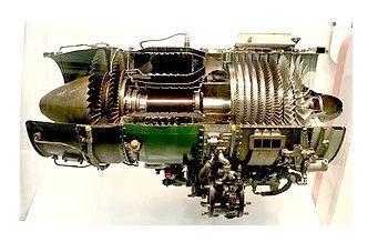 Газотурбінний двигун: принцип роботи і конструкція