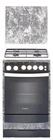 газова плита гефест 5100 відгуки