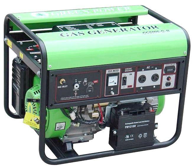 генератор для дому