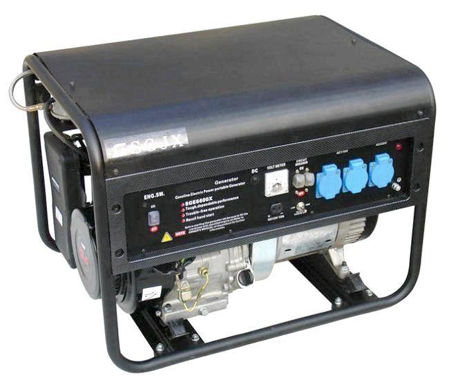 газовий генератор для дому