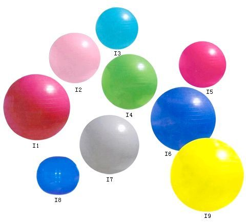 м'яч гімнастичний 75 см