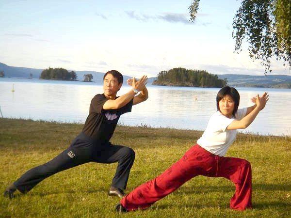 гімнастика цигун вправи для схуднення
