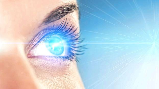 Оптична система ока особливості і властивості