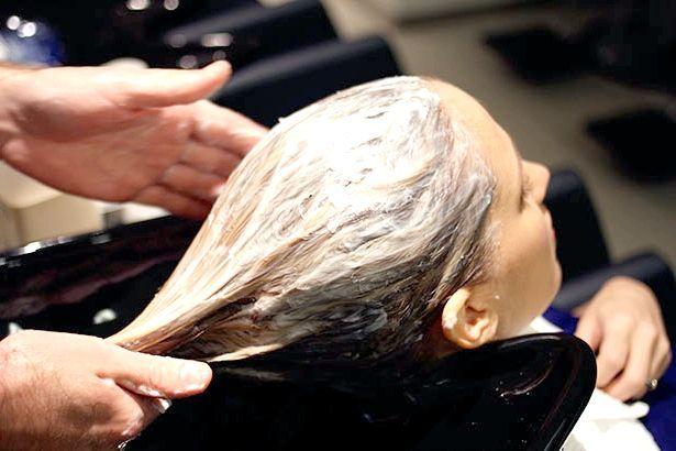 маски для волосся з гліцерином