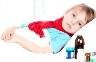 гнійна ангіна у дітей, лікування