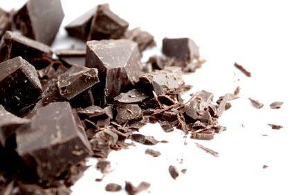 гіркий шоколад калорійність