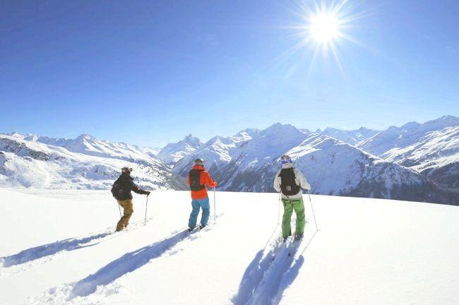Гірськолижні тури в Австрію