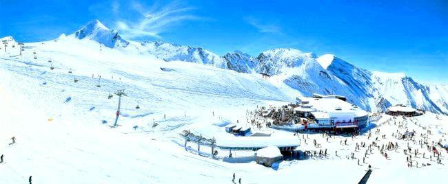Гірськолижний тур в Австрію