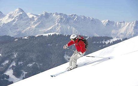 Австрія гірськолижні тури ціни