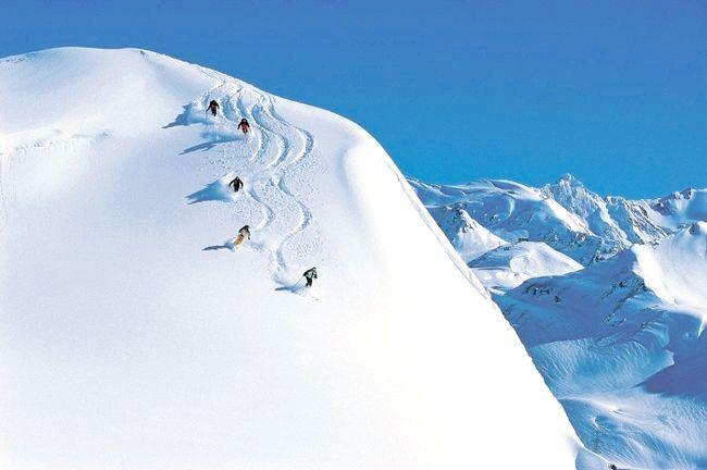 Гарячі гірськолижні тури в Австрію