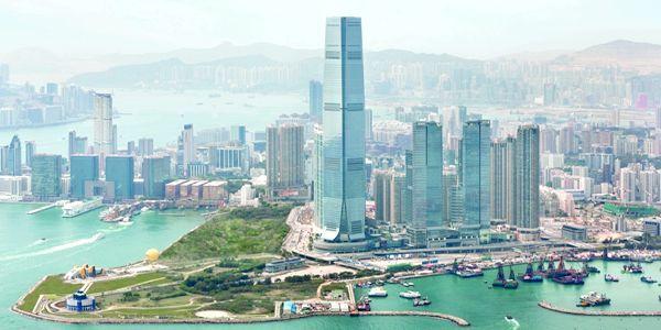 Гонконг столиця якої держави