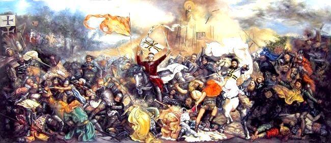 Грюнвальдська битва рік