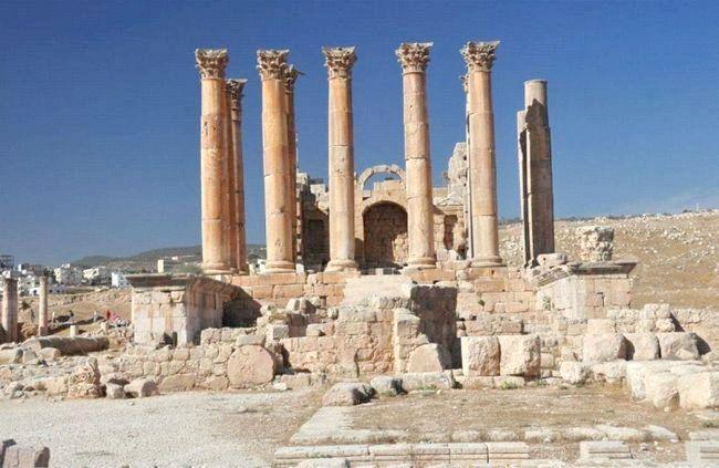 чудо світу храм Артеміди в Ефесі