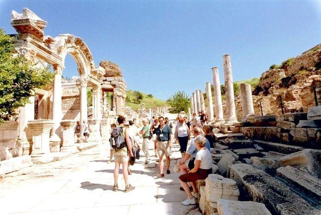 де знаходиться храм Артеміди в Ефесі
