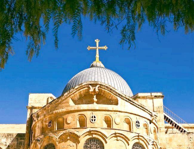 храм Гробу Господнього в Єрусалимі