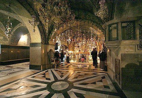 ізраїль иерусалим храм гробу господнього фото