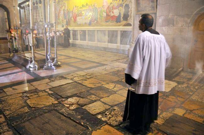 гроб господній в Єрусалимі