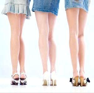 Худі ноги дівчат: два простих правила