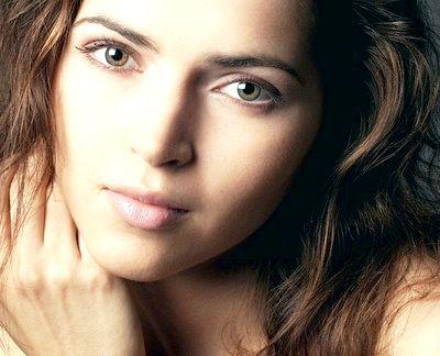 Ідеальний макіяж: акцент на зелені очі