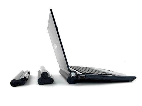 ноутбук калібрування батареї