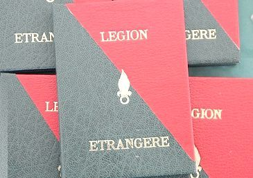 французький іноземний легіон відгуки
