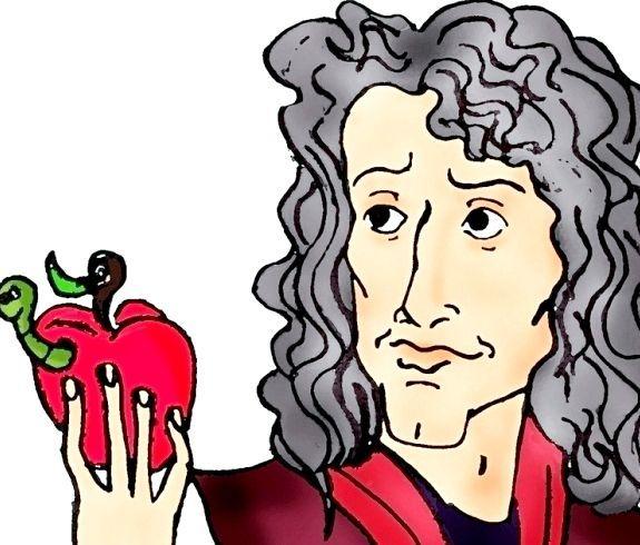 Ісаак Ньютон біографія