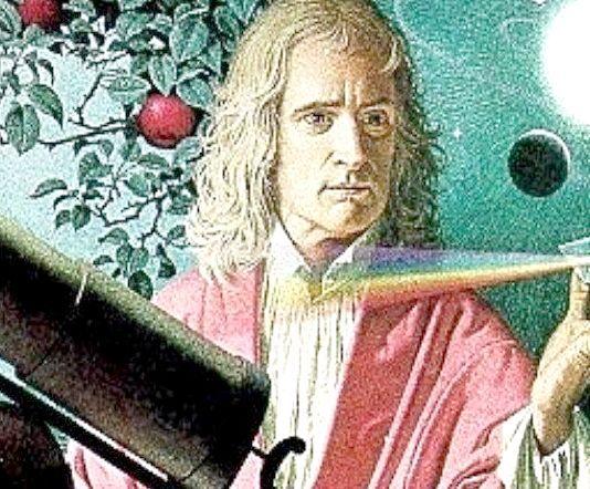 Ісаак Ньютон коротка біографія