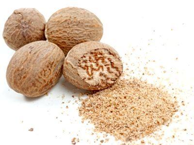 властивості мускатного горіха