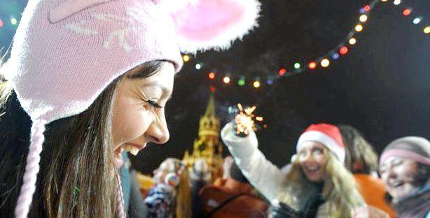 історія нового року в россии
