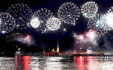 російська новий рік