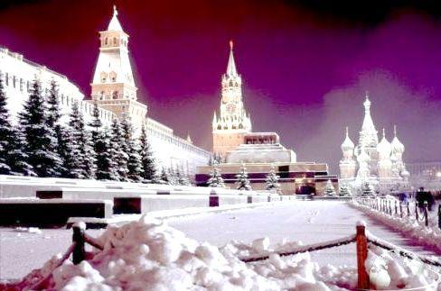 історія російського нового року