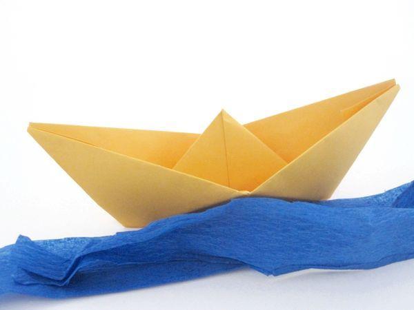 орігамі з паперу