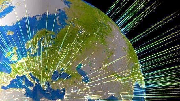 історія розвитку глобальної мережі Інтернет