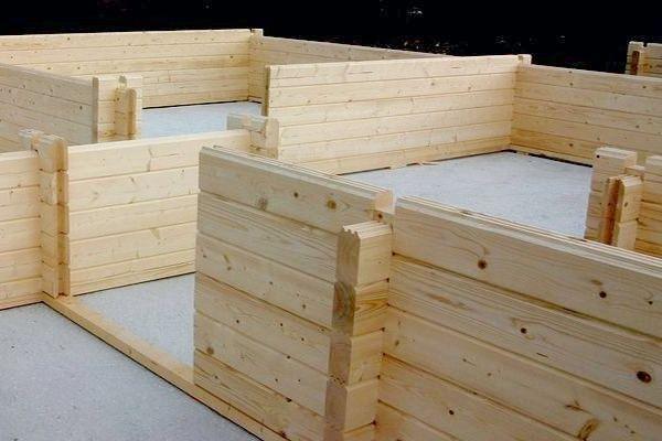 будуємо дерев'яний будинок