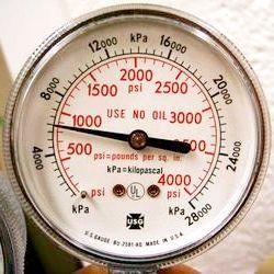 одиниці вимірювання атмосферного тиску