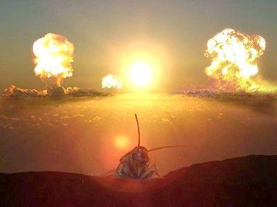 загроза ядерної війни