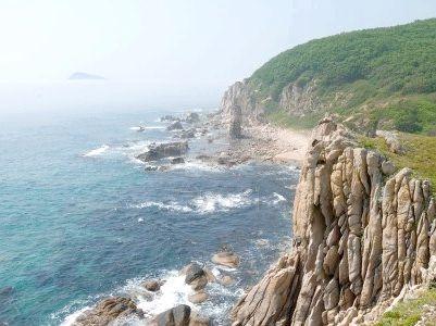 Японське море в Кореї - корейське