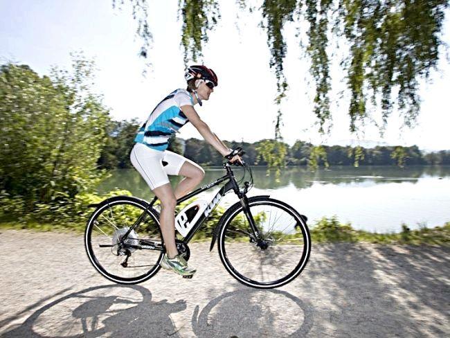 електродвигуни для велосипеда