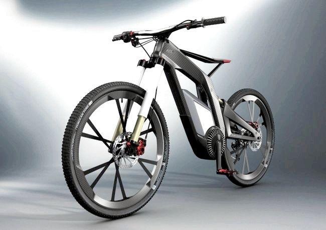 електродвигуни для велосипедів