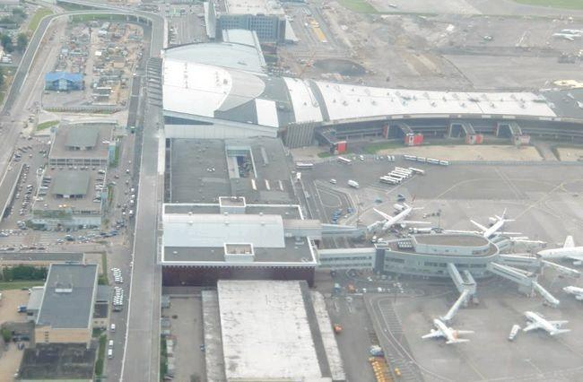 як доїхати до аеропорту Внуково