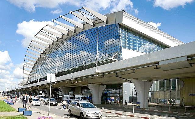 внуково аеропорт як дістатися москва