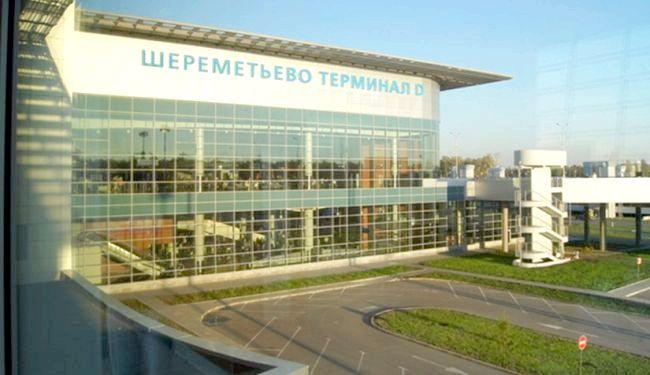 як дістатися до Шереметьєво термінал d на машині