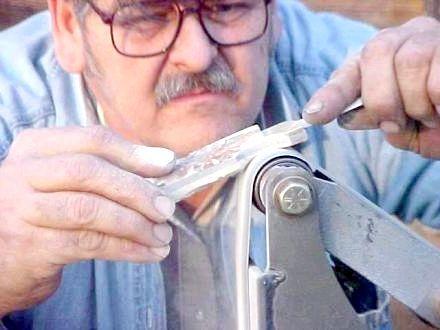 Як виготовити ножі своїми руками