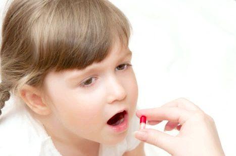 ангіна у дітей як лікувати