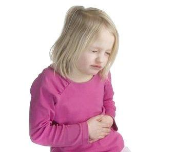 Як лікувати пронос у дитини?