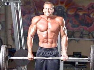 Як накачати м'язи спини